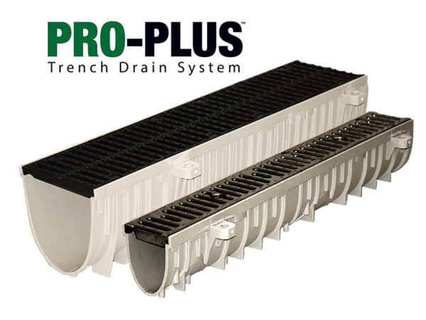 Josam PRO-PLUS Trench Drain System