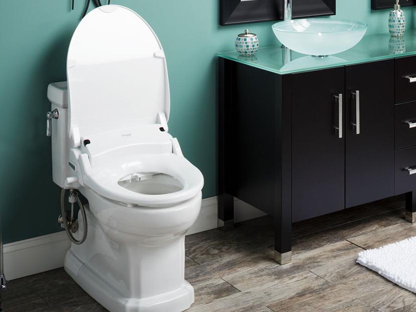 Spa Toilet Seat : Bemis renew and renew plus bidet cleansing spa phcppros