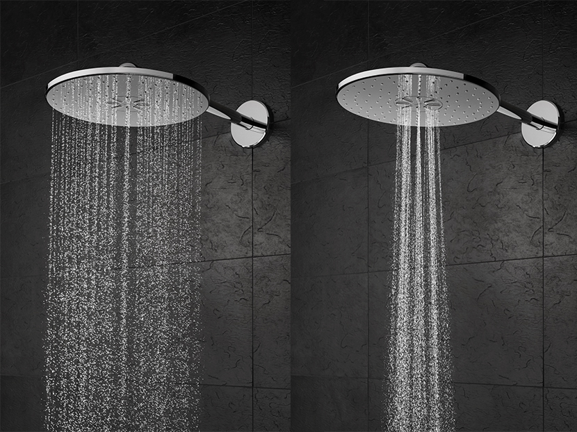 Grohe Shower Head. Awesome European Designed Grohe Hand Shower ...