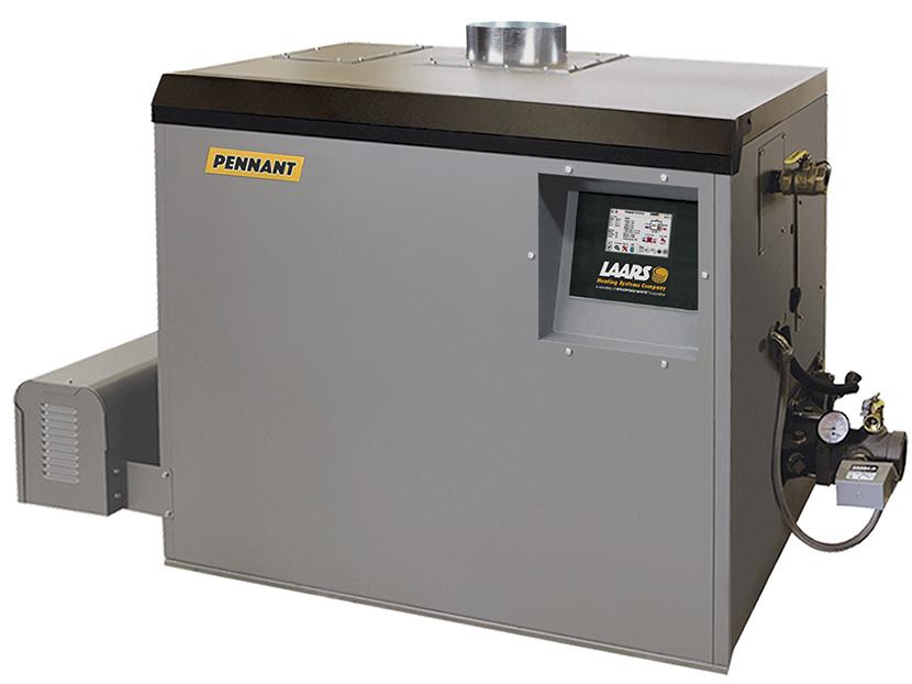 Laars Pennant Boiler and Volume Water Heater   2018-01-25   phcppros