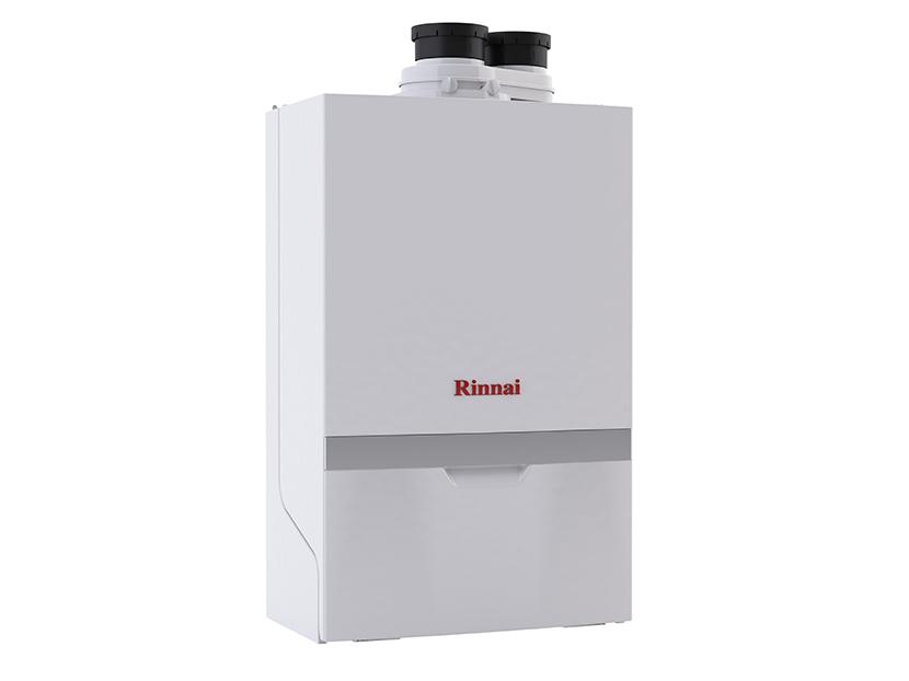 Rinnai M-Series Condensing Gas Boiler | 2018-01-31 | phcppros