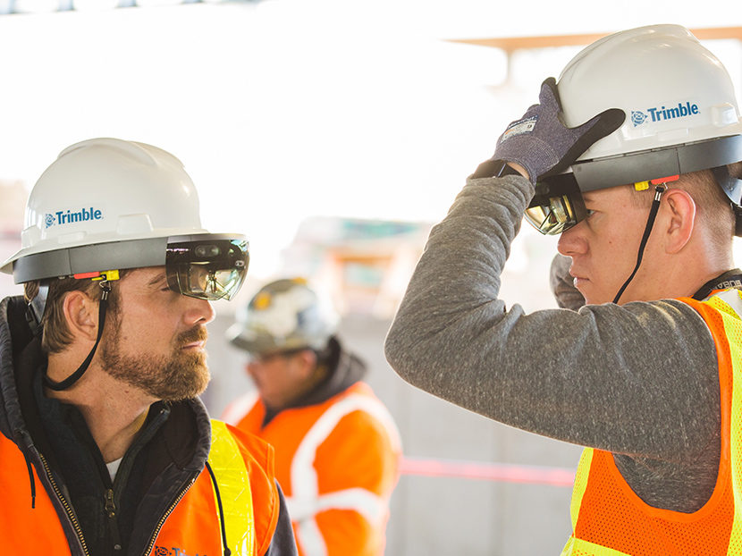 Trimble-Connect-and-Hard-Hat-Solution