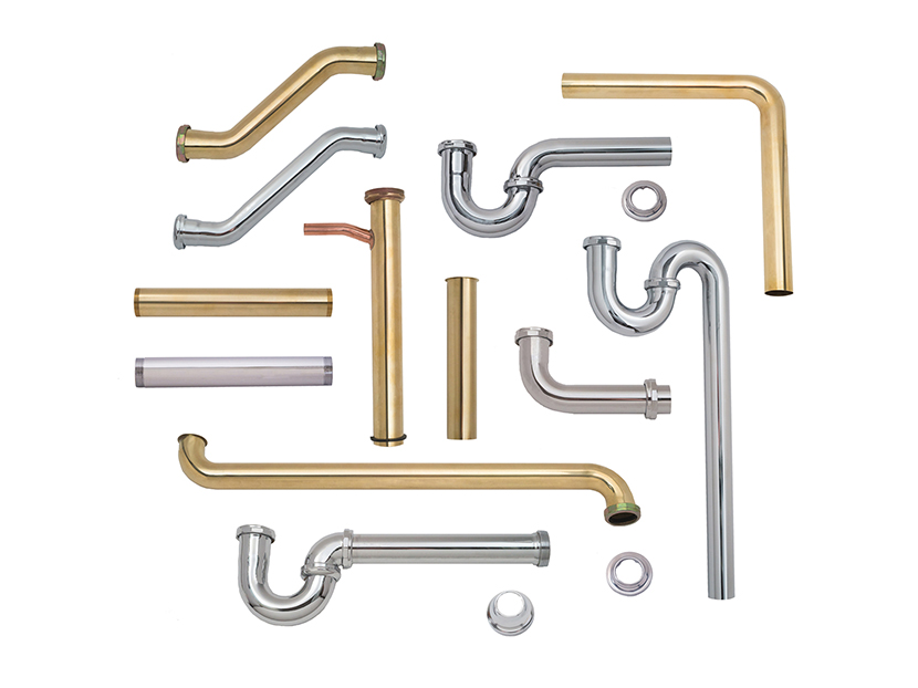 Matco-Norca Brass and Chrome-Plated Tubular Plumbing Products