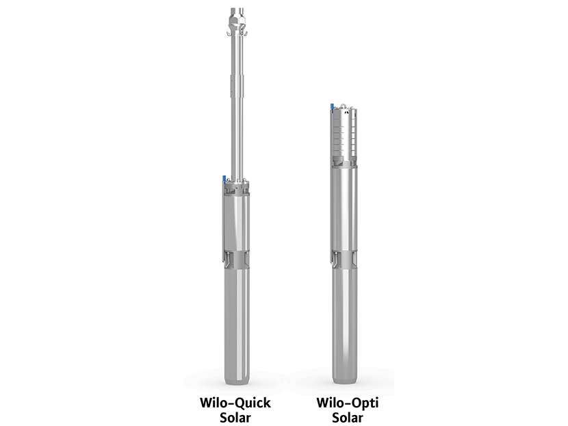 Wilo-USA-Solar-Borehole-Pumps