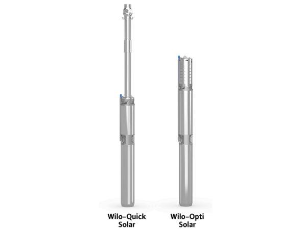Wilo-USA-Solar-Borehole-Pumps