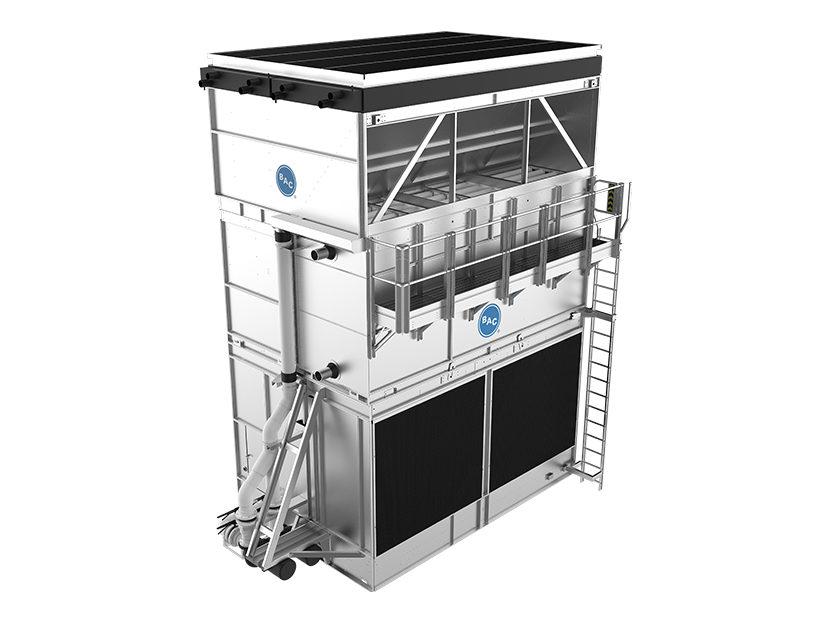 Baltimore Aircoil Co. HXV Hybrid Cooler