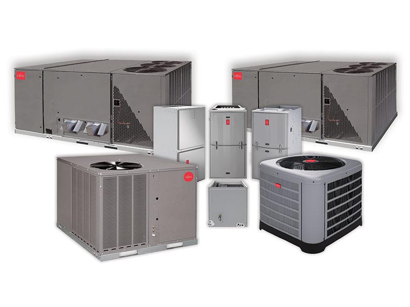 Fujitsu General America Unitary Ducted Equipment