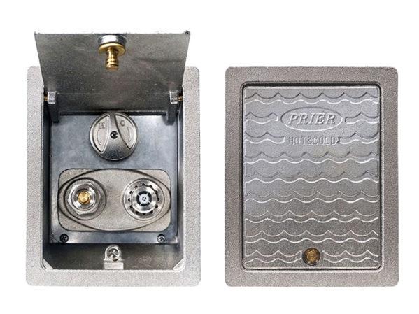 PRIER P-754 Hot & Cold Hydrant