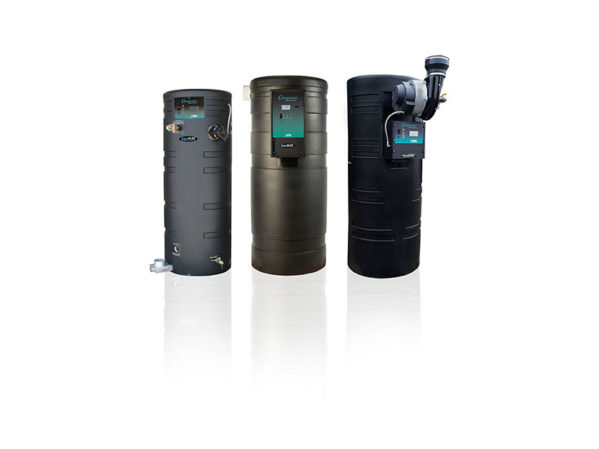 PVI Conquest Condensing Gas Water Heater