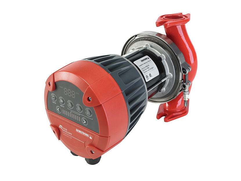 Armstrong Fluid Technology COMPASS R High Efficiency Circulators with ECM Motor Technology