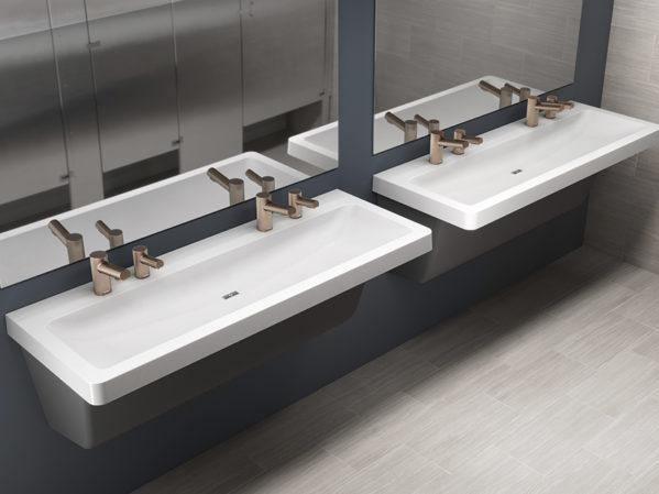 Bradley Corp. Express Lavatory Decks