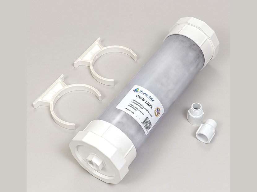 Neutra-Safe Tube Style Condensate Neutralizers