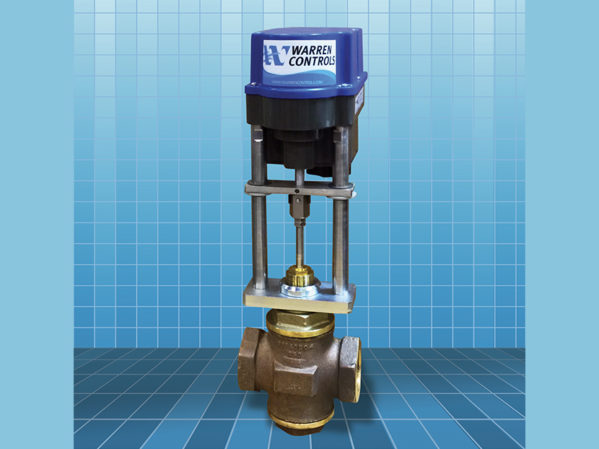Warren Controls ILEA 2800E Valve Series