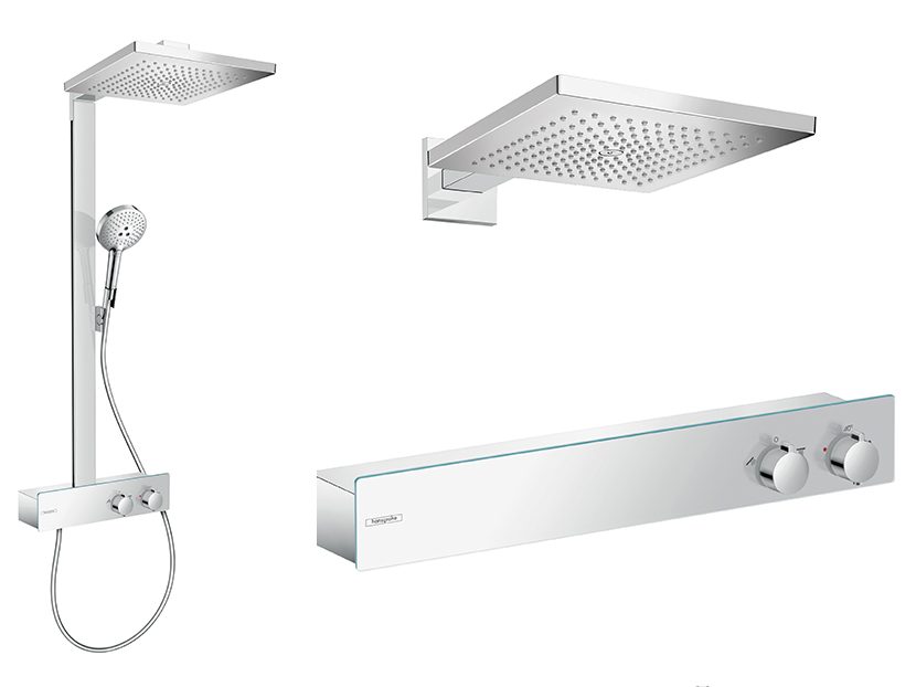 Hansgrohe Raindance E Shower Collection | phcppros