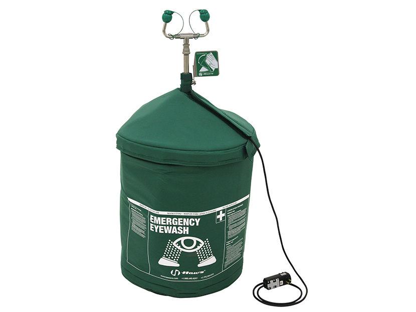 Haws-Model-7603-15-Gallon,-Air-Pressurized,-Keg-Style-Eyewash