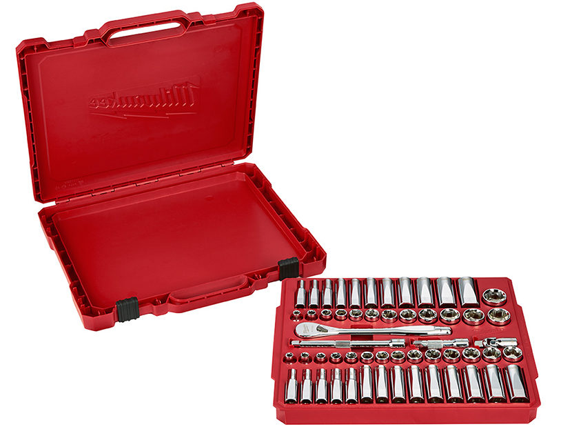 Milwaukee-Tool-Ratchet-and-Socket-Sets