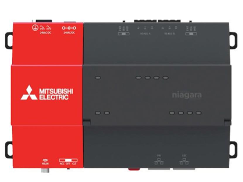 Mitsubishi Electric TRANE HVAC DC 8000 Controller 2018 06