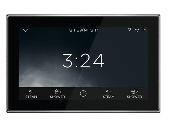Steamist-Dual-Sensor-Control-Technology