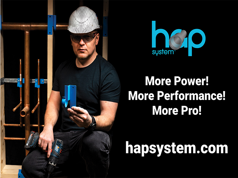 Hap System Pipe Hangers
