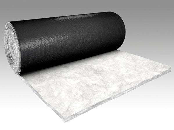Johns Manville Microlite Black PSK Duct Wrap 2