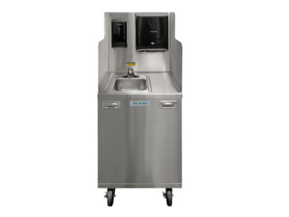 Elkay touchless hand washing station