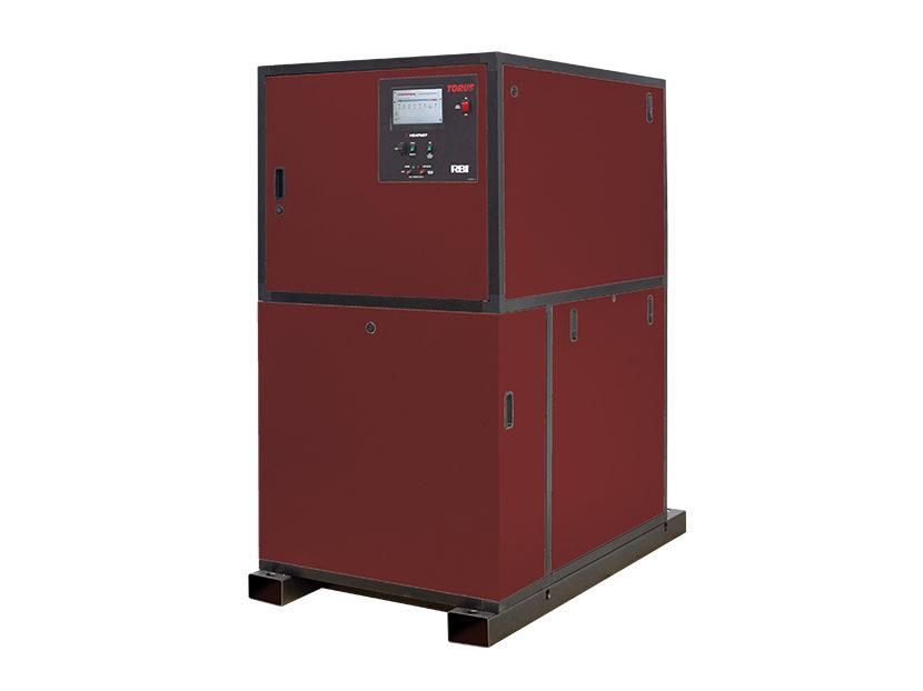 RBI Torus Water Tube Condensing Boilers and Water Heaters