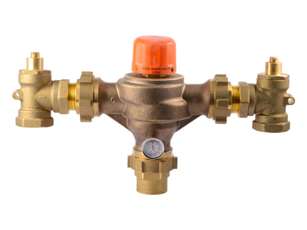 RWC's Cash Acme MasterGuard Plus Mixing Valve