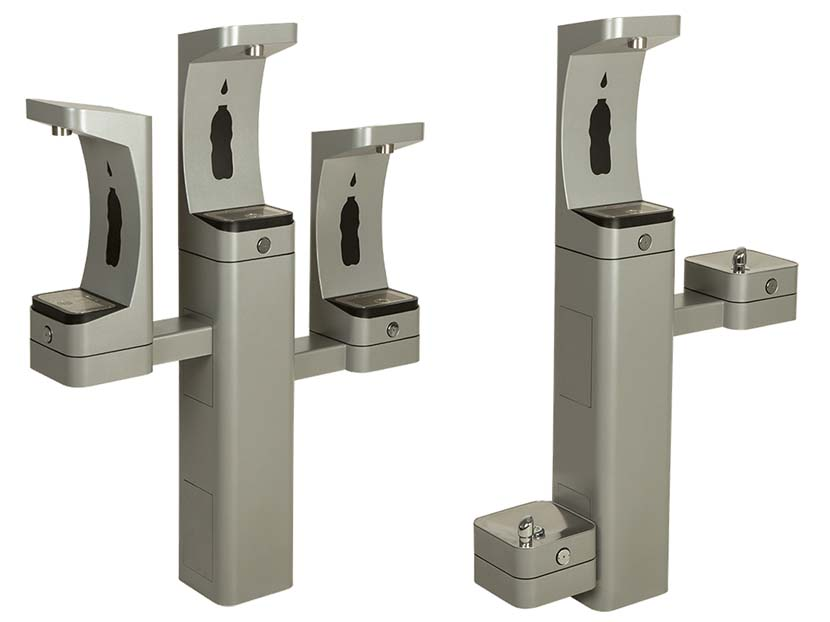 Haws-Original-Modular-Bottle-Filler-and-Drinking-Fountain-Series