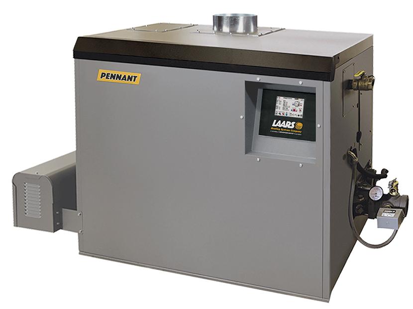 Laars Pennant Boiler/Volume Water Heater | 2018-03-28 | phcppros