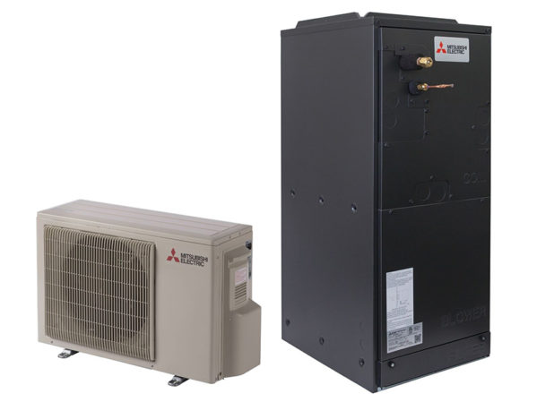 Mitsubishi-SVZ-1:1-Ducted-Air-Handler