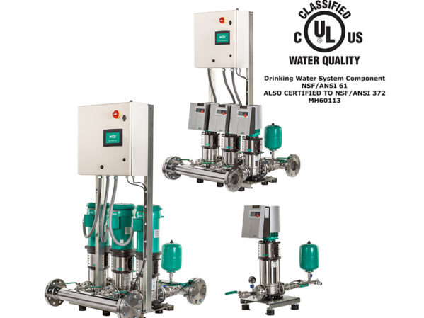 Wilo-USA-Pressure-Boosting-Systems