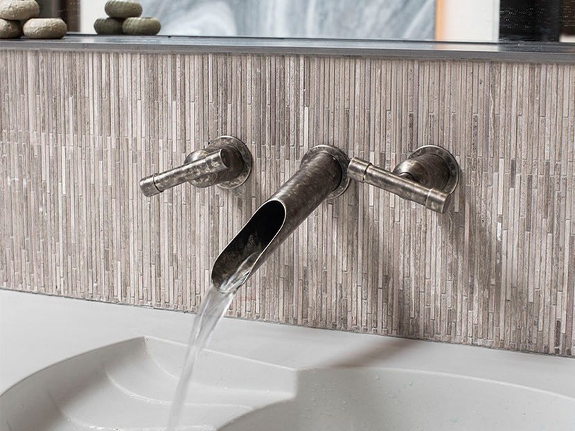 Sonoma Forge WherEver Faucet Collection