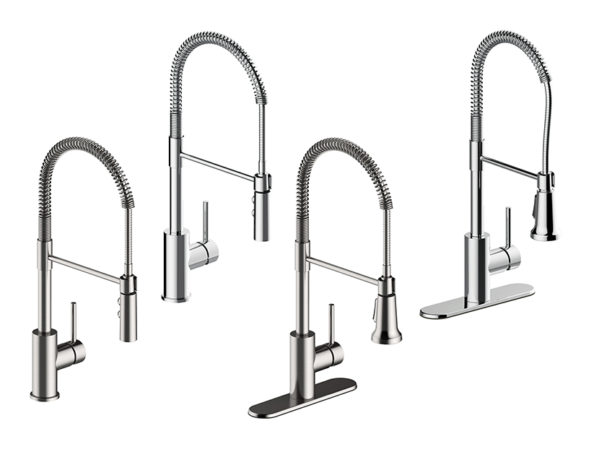 Matco-Norca Padova Single Handle Culinary Kitchen Faucet