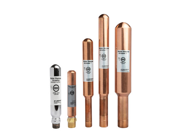 Jay R. Smith Mfg. Co. Water Hammer Arresters