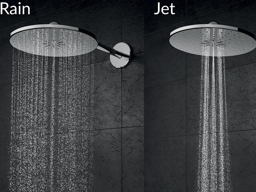GROHE Rainshower 310 SmartActive Showerheads