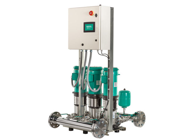 Weil-Pump-Vertical-Multistage-Booster-Pumps-and-Systems