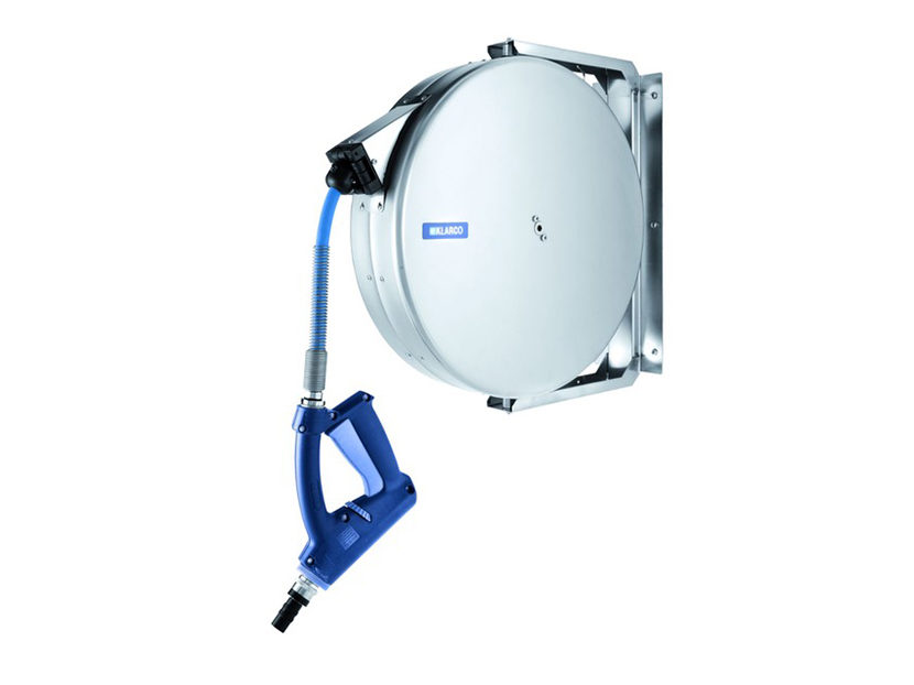 T&S Brass 65-Foot Klarco Hose Reel