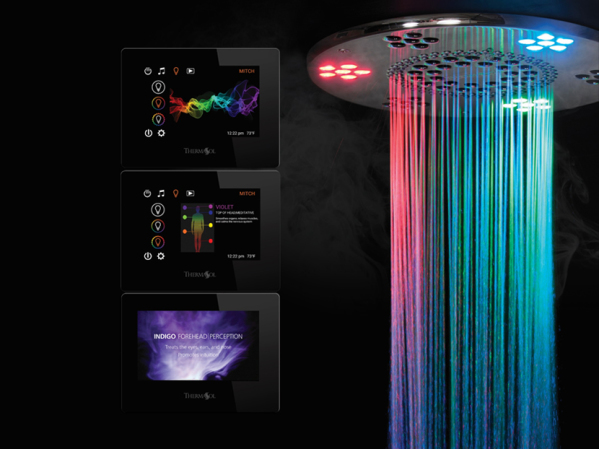 ThermaSol Shower Products with Smart Technology