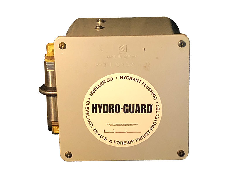 Mueller Hydro-Guard Industrial Flushing System