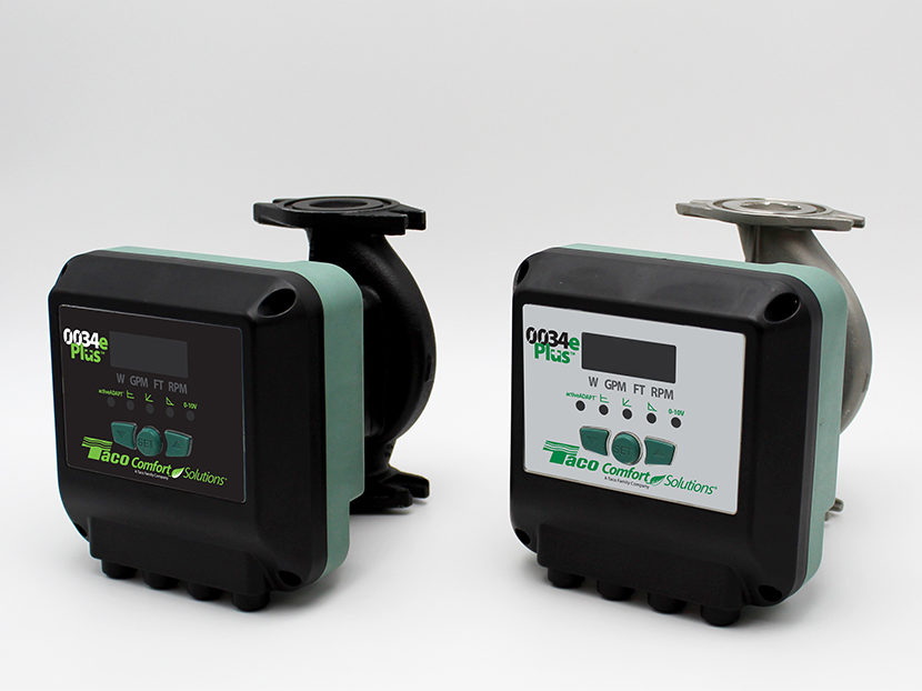 Taco Comfort Solutions ECM High-Efficiency Circulators