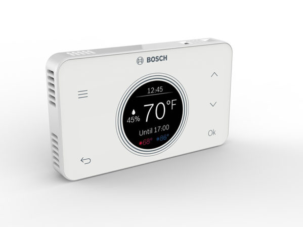 Bosch Connected Control BCC50 Wi-Fi Thermostat