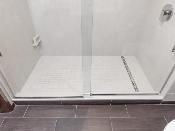QuickDrain ProLine Stainless Steel Linear Shower Drain