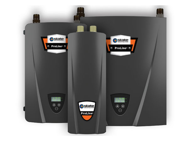 State Water Heaters ProLine Electric Tankless