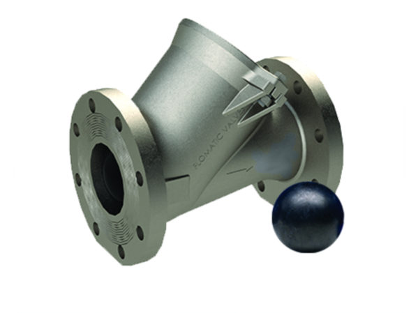 Flomatic Model 408S6 Six-Inch Ball Check Valve