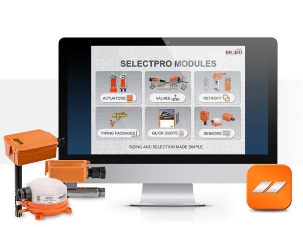 Belimo-SelectPro-3.5