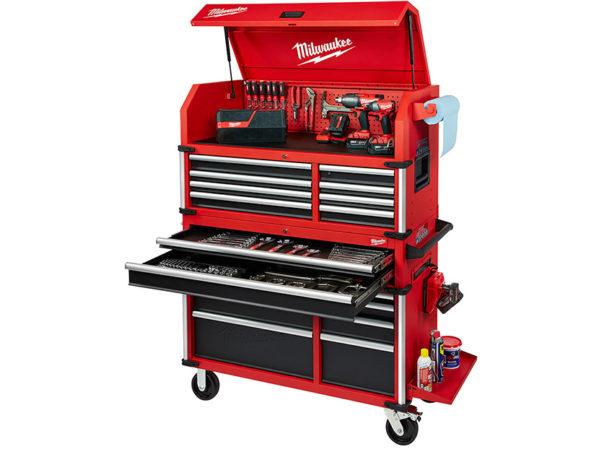 Milwaukee-Tool 46-inch-High-Capacity-Steel-Storage-Combo