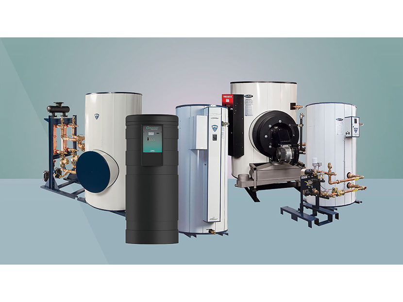 PVI Dynamic Water Heating Solutions