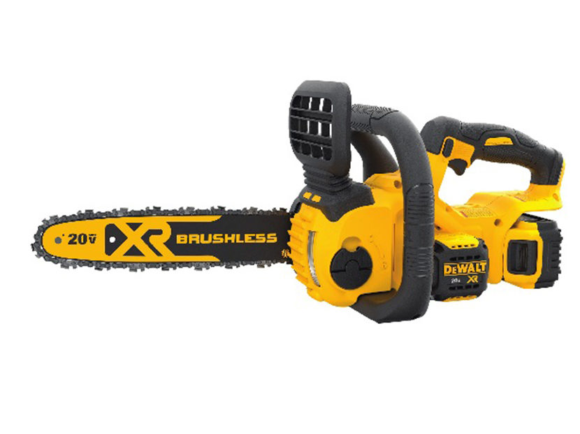 2017-September-DEWALT 20MAX COMPACT CORDLESS CHAINSAW