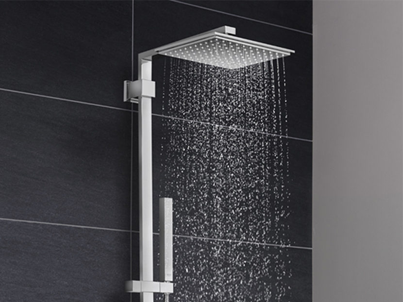 Grohe Euphoria Cube Tempesta And Retro Fit Collections