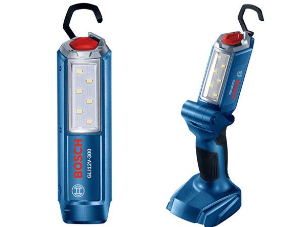 Bosch-GLI18V-300-and-Bosch-GLI12V-Max-Worklights